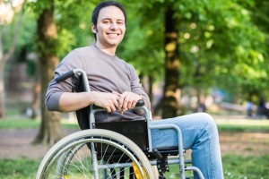 man-wheelchair